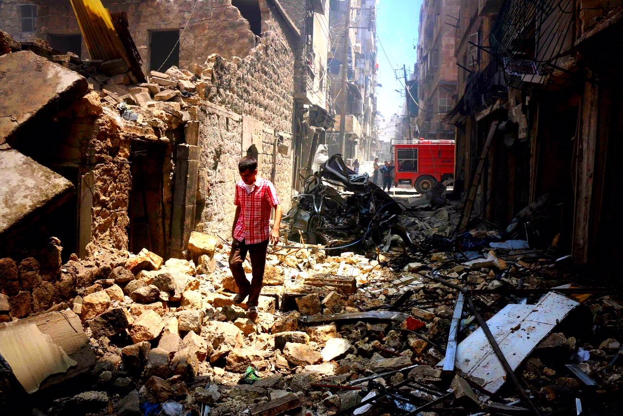 Armi chimiche Douma Siria