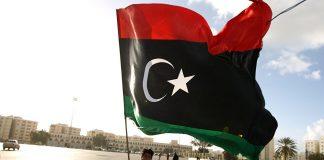 Libia flag
